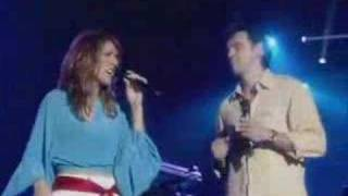 "Celine Dion ""Ten days"" LIVE á Bercy"