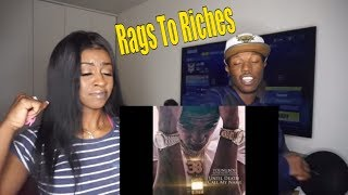 NBA YoungBoy - Rags to Riches REACTION | Holly Sdot