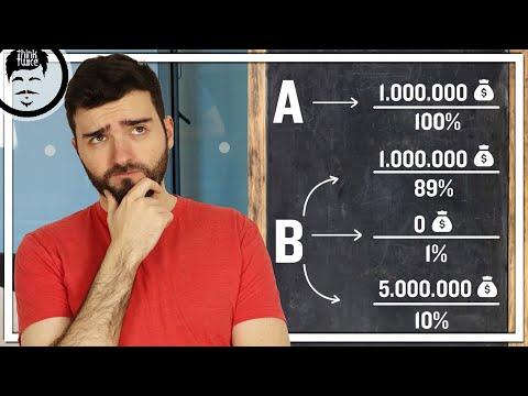 La Paradoja de Allais