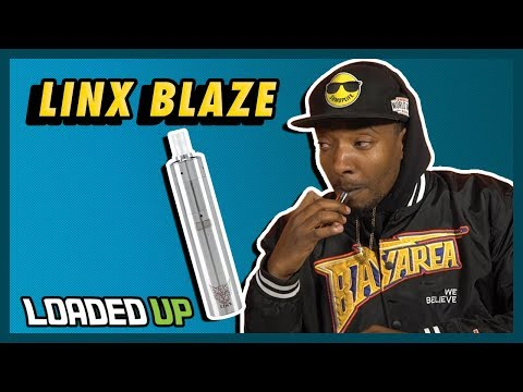 The Ultimate Extract Vape Linx Blaze | Loaded Up