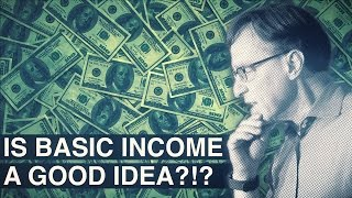 Is Universal Basic Income a Good Idea? | Ray Kurzweil Q & A | Singularity University