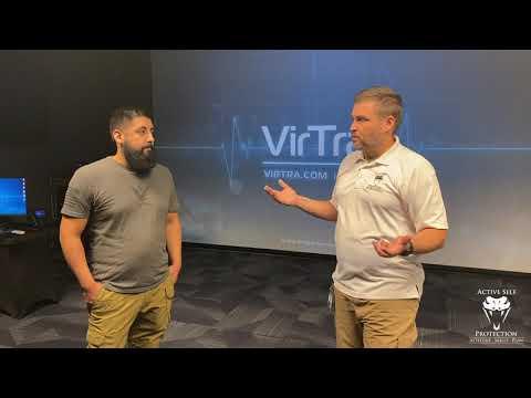 Introducing Virtra, An INCREDIBLE Judgmental Use of Force Simulator!