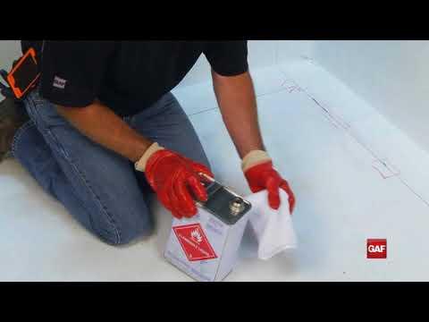 Installing EverGuard® Pre Manufactured Inside Corner HD