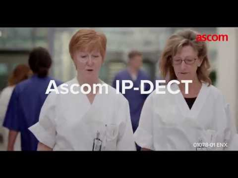 Ascom IP-DECT – Quite possibly the best IP-DECT system ever (GB)