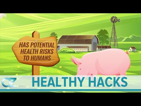 Is Bacon Oz Approved   Dr  Oz's Healthy Hacks