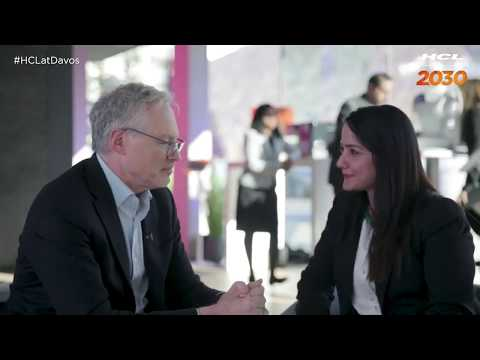 In Conversation with Eric Horvitz | #HCLatDavos
