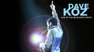 Dave Koz - What you leave behind (live in Tokyo)