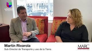 Conversamos con Martín Rivarola de Mid-America Regional Cónsul