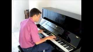 Un jour au mauvais endroit - Calogero (Piano solo)