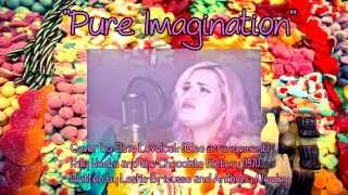 Pure Imagination -  Willy Wonka and the Chocolate Factory - cover by Elsie Lovelock