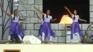 Cheios do Espírito Santo (Thalles Roberto - Don't Stop) - Unidas Em Cristo