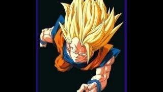 DBZ: SSJ3 Goku 'In My Remains' - HalusaTwin Vs Linkin Park