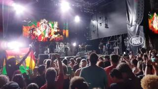 Damian Marley - Move (live @ Budapest park)