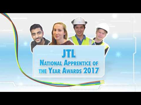 JTL - Apprentice of The Year Winner 2017 - Rob Best