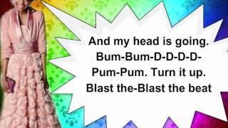 China Anne McClain- Dancing By Myself Lyrics