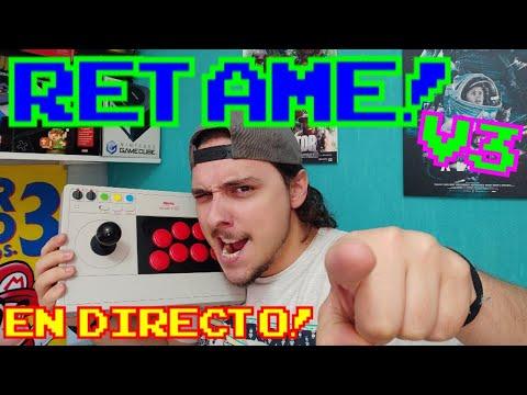 RÉTAME!! V3    EN DIRECTO!