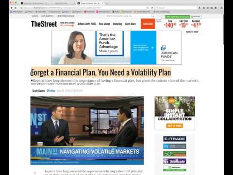 FPA PlannerSearch® Updating My Links