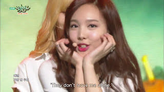 TWICE - Like OOH-AHH | 트와이스 - OOH-AHH 하게 [Music Bank HOT Stage / 2015.10.30]