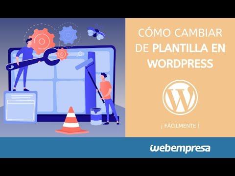 Instalar tema WordPress manualmente: 3 formas diferentes y muy sencillas