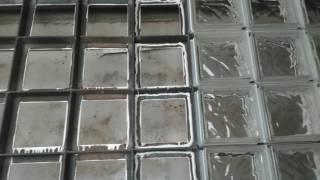 Tragaluz de hierro y cristal lV