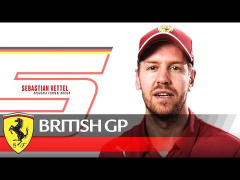 British Grand Prix Preview - Scuderia Ferrari 2019