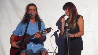 Sinmigo - Rozalén y Mr. Kilombo 05/09/2017