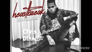 Chris Brown - Dinner Time (Snippets)