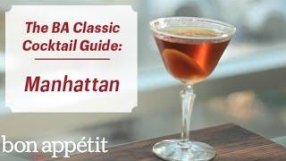 How to Make a Manhattan