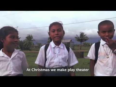 Festive celebrations in Nicaragua