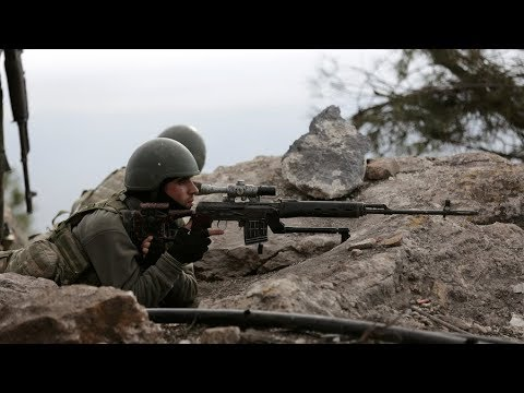 34th day of Turkey's operation in Syria's Afrin