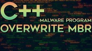 C/C++ Memory Hacking — Powerful Virus | Overwrite MBR