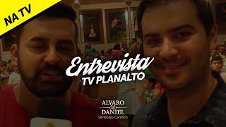 Alvaro e Daniel Entrevista para PLANALTO NEWS em Sidrolândia/MS