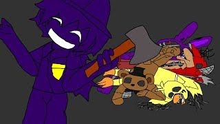 Wolf In Sheeps Clothing! Five Nights At Freddy's AMV