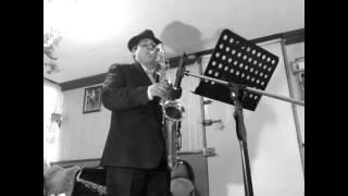 Por una cabeza -Carlos Gardel- Saxo Tenor Cover