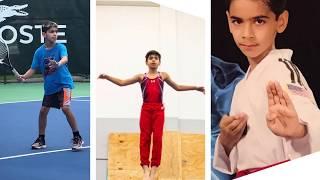 Martial Arts Black Belt Journey | Kids Fitness Inspiration | Part 1 of 4 Videos