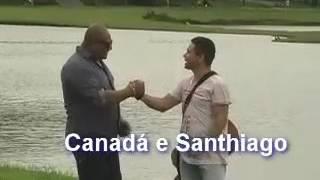 Canadá e Santhiago os cara de Curitiba PR