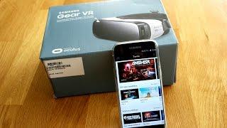 Análisis Samsung Gear VR