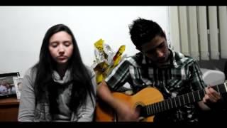 """Natália & Gabriel - Menino da Porteira """"Tem um cantor sertanejo la em casa"""""""