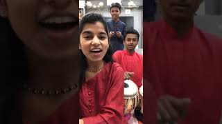 Lamberghini  (cover) song by Maithili Thakur, Rishav Thakur and Ayachi Thakur