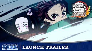 Demon Slayer: Kimetsu no Yaiba - The Hinokami Chronicles Shows Heroes & Villains in Launch Trailer