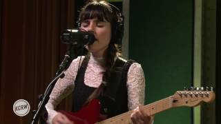 "Hazel English performing ""I'm Fine"" Live on KCRW"