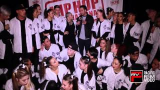 2015 HHI World Finals post performance interview The Royal Family New Zealand