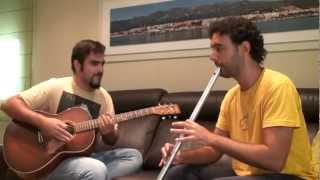 Low whistle: Homer's Reel / The Phrygian Whistle
