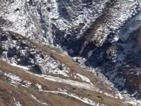 A  very short glimpse at the Jangla Bhanjayang Pass in Dolpo (4535 m)