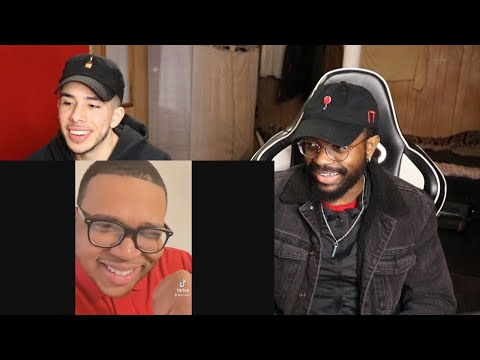 RED SHIRT GUY IS TOO FUNNY 😂🤣    Try Not To Laugh / Tra Rags Funny TikTok Compilation #18   REACTION