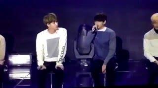BTS Jungkook Paper Hearts live