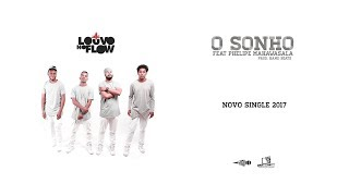 Louvo no Flow - O Sonho feat. Phelipe Mahawasala (Prod. Hand Beats) LYRIC VIDEO OFICIAL