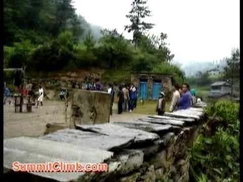 Scenes from a Nepal Service Trek III