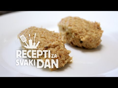 Pašteta od čvaraka - video recept
