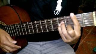 Maluma - Un polvo ft. Arcangel... Como tocar en guitarra. Tutorial. Acordes. Chords. Guitar.